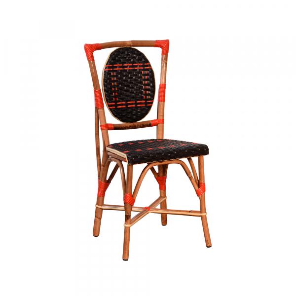 chaise en rotin véritable